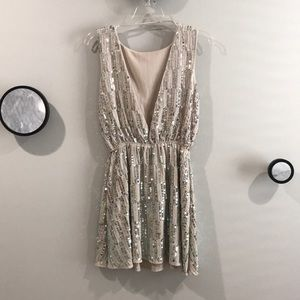 Forever 21 Sequin Dress